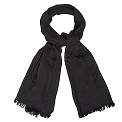 Debut - Black reversible pashmina
