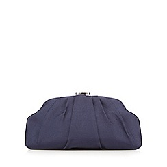 Principles by Ben de Lisi - Navy dome clutch bag