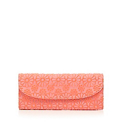 Floozie by Frost French - Pink clutch bag