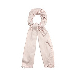 Debut - Light pink pashmina scarf