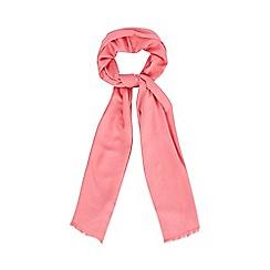 Debut - Pink pashmina scarf