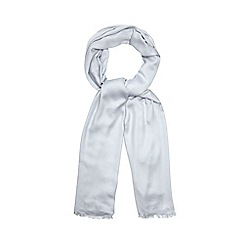 Debut - Light blue pashmina scarf