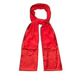 Debut - Red chiffon stole