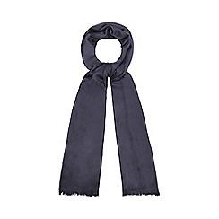 Debut - Navy pashmina scarf