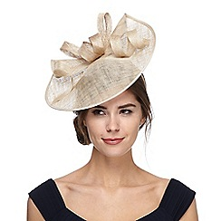 Principles by Ben de Lisi - Natural bow fascinator