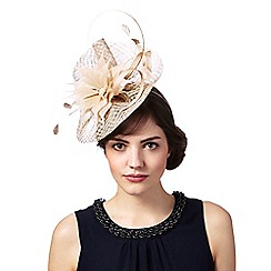 Principles by Ben de Lisi - Natural flower beaded embellished fascinator