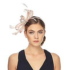 No. 1 Jenny Packham - Light pink encrusted headband