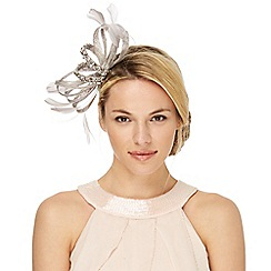 No. 1 Jenny Packham - Silver encrusted headband