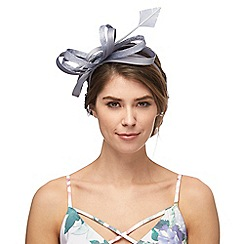 J by Jasper Conran - Blue loop and bow headband