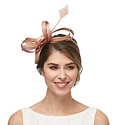 J by Jasper Conran - Pink loop and bow headband