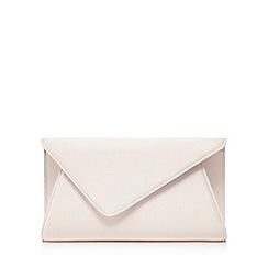 Debut - Light pink oversized clutch bag
