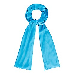 Debut - Blue pashmina scarf