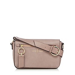 J by Jasper Conran - Light pink cross body bag