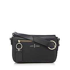 J by Jasper Conran - Black cross body bag