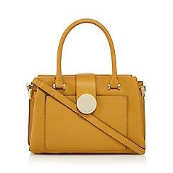 J by Jasper Conran - Mustard small grab bag