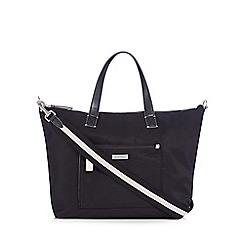 Principles by Ben de Lisi - Black large tote bag