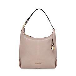 RJR.John Rocha - Pink logo plate shoulder bag
