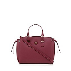 The Collection - Dark pink tote bag