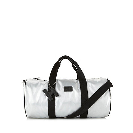 H! by Henry Holland - Designer silver holdall bag
