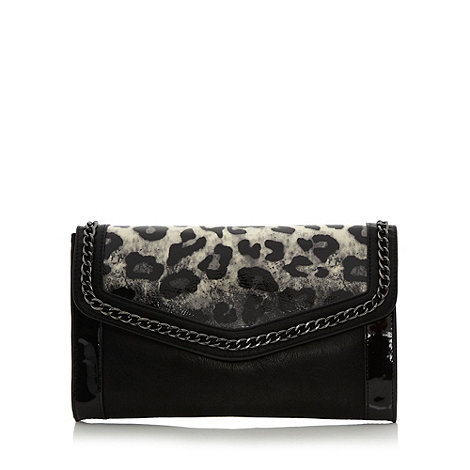 Star by Julien Macdonald - Designer leopard clutch
