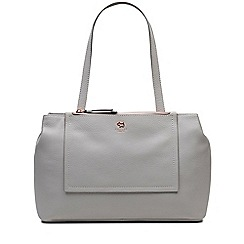 Radley - Farthing downs grey large tote bag
