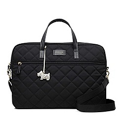 Radley - Hilly fields black large laptop multiway bag