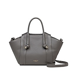 Radley - Eltham gardens grey medium multi-compartment multiway bag