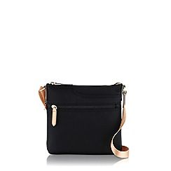 Radley - Pocket essentials black small zip-top crossbody bag