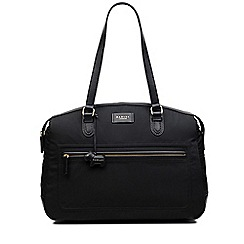 Radley - Spring park black large workbag tote bag
