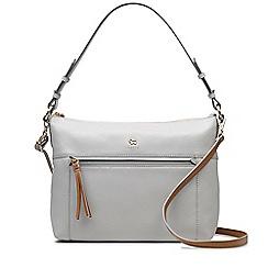 Radley - Postman's park grey medium zip-top multiway bag