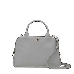 Radley - Millbank grey medium zip-top multiway bag