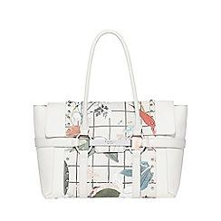 Fiorelli - Barbican large flapover tote bag