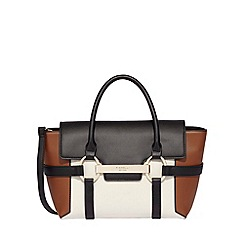 Fiorelli - Barbican small flapover tote bag