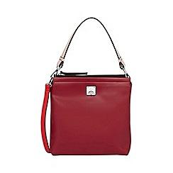 Fiorelli - Red Beaumont satchel