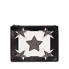 Juicy by Juicy Couture - Black 'Monterey' clutch bag
