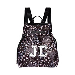 Juicy by Juicy Couture - Multicoloured 'calabasas' oversized draws backpack