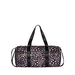 Juicy by Juicy Couture - Multicoloured 'sunset' barrel gym bag