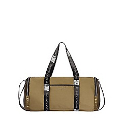 Juicy by Juicy Couture - Green 'sunset' barrel gym bag