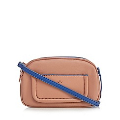 Nica - Orange 'Miyah' mini crossbody bag