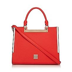 Faith - Red metal handle grab bag