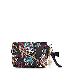 Faith - Multi-coloured oriental embellished cross body bag