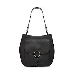 Faith - Black 'Solo' shoulder bag