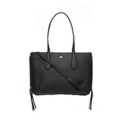 Cavalli Class - Black 'Gypsy' shopper bag