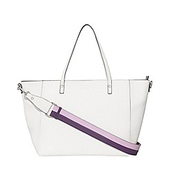 Fiorelli - White 'Brooklyn' tote bag