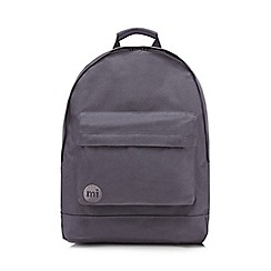 Mi-Pac - Charcoal canvas backpack