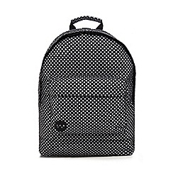Mi-Pac - Black 'Microdot' backpack