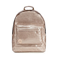 Mi-Pac - Champagne glitter backpack