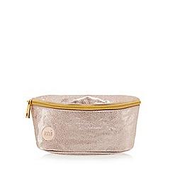 Mi-Pac - Pink glitter bum bag