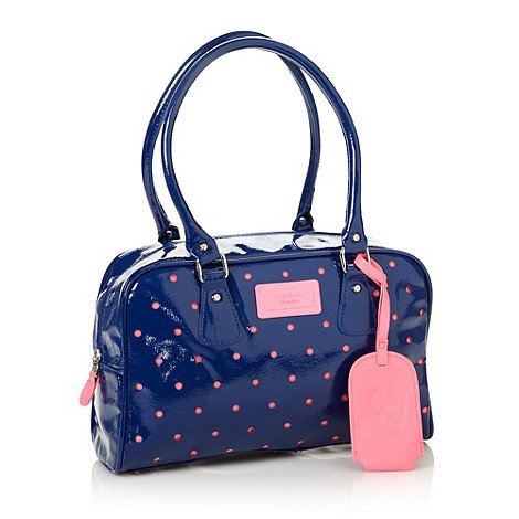 Fiorelli - Blue spotted shoulder bag