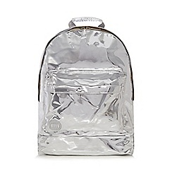 Mi-Pac - Silver mirror backpack